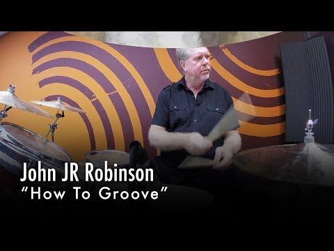 John JR Robinson On