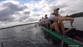 Team Deutschlandachter // Trainingslager Ratzeburg 2016
