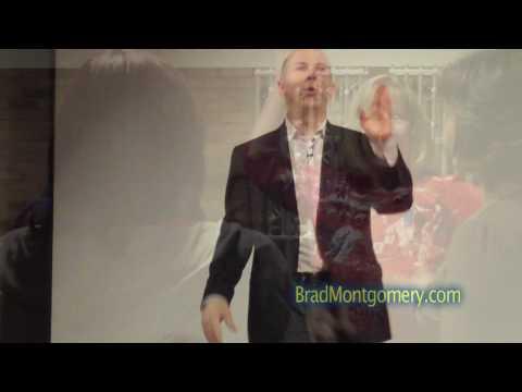 Funny Banking Motivational Speaker | Brad Montgomery