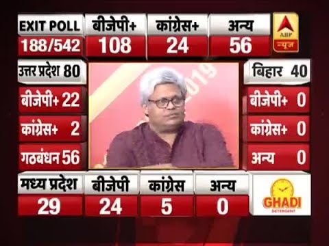 ABP Exit Poll 2019- Congress may snap up 5 seats in MP