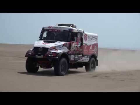 Rally Dakar 2019, 5. etapa, CZ