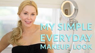 Simple Everyday Makeup Over 40
