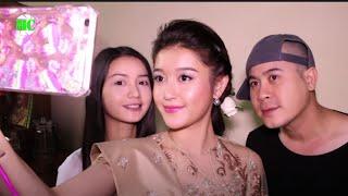 Vietnamese Miss,  Nguyen Tran Huyen My To Star In Myanmar Movie Making