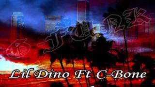 Lil Dino Ft C-Bone - Just Anotha Day (Prod. D-Funkdafied) (G-Funk)