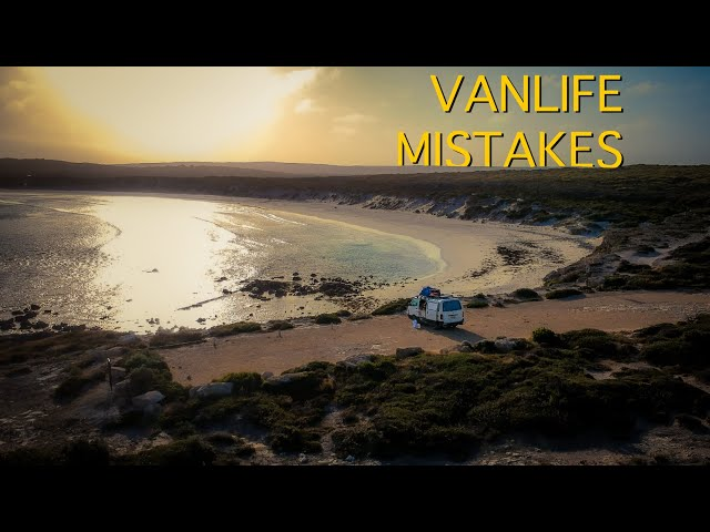 VANLIFE IN AUSTRALIA | Our BIGGEST Mistakes