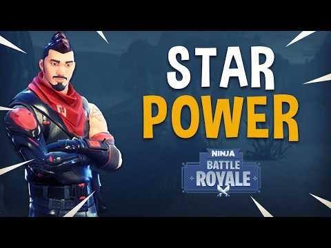 Star Power! - Fortnite Battle Royale Gameplay - Ninja