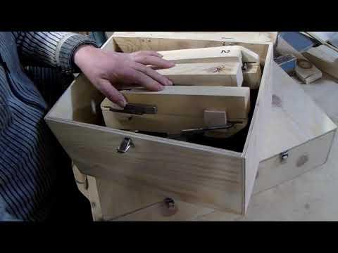 Супермастерская пчеловода. Знакомимся с фрезерной линейкой для изготовления реек к ульевым рамкам