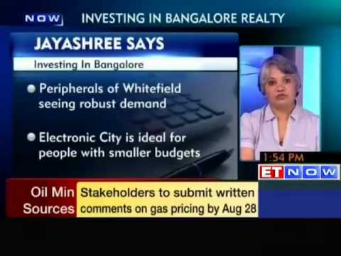 Expert's view on investing in Bangalore Realty