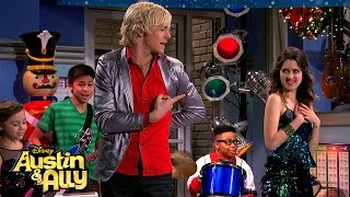 "Austin and Ally ""Perfect Christmas"" 