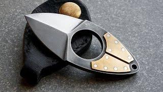 Knife Making - Pendant Knife