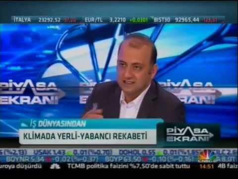 Daikin Türkiye CEO'su Hasan Önder İş Dünyasından'a konuk oldu!