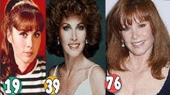 Stefanie Powers ♕ Transformation From A Child To 76 Years OLD