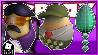 LEAKS OFFICIAL GAME PRIZES | ROBLOX EGG EVENT 2019