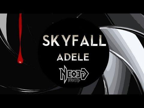 Skyfall - Adele / James Bond guitar cover - Neogeofanatic