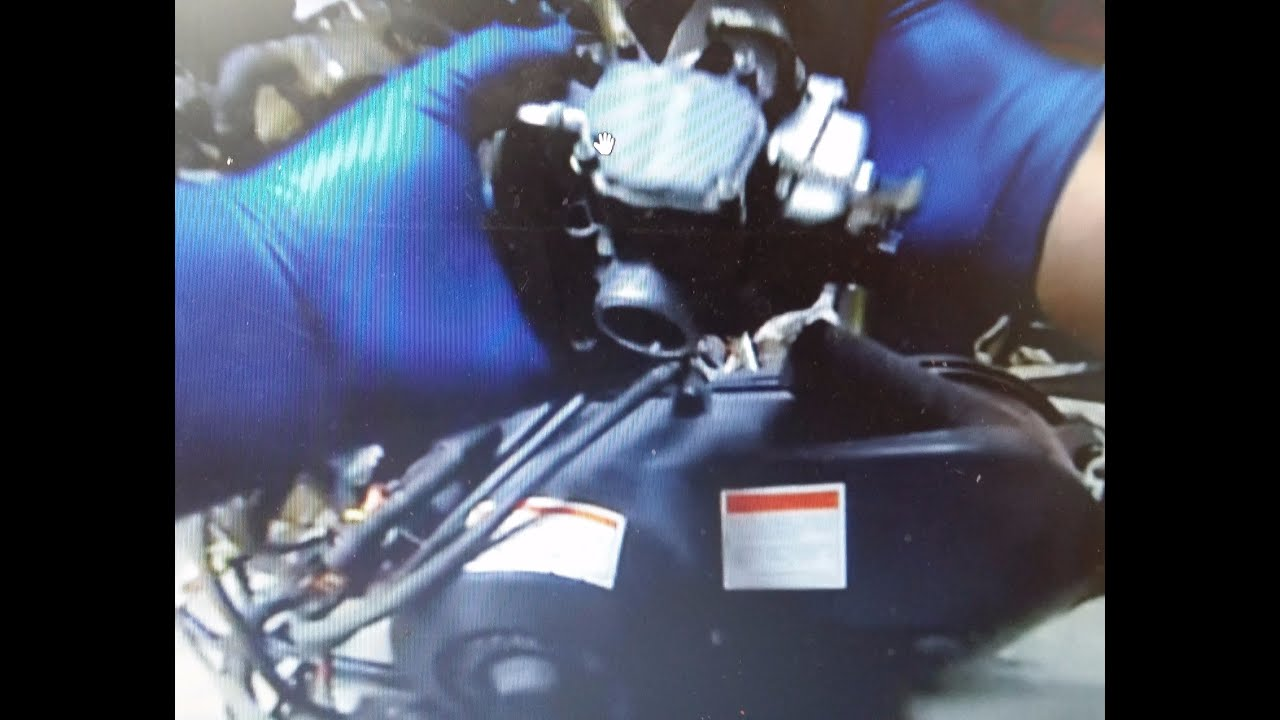 Polaris Trail Boss 325 Parts Removal  Carburetor Master Cylinder Handlebars 360fly  YouTube