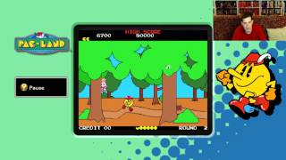 Pac-Man Museum (PC) Live Stream with Mike Matei
