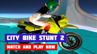 City Bike Stunt 2 · Game · Gameplay