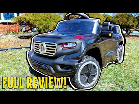 THE COOLEST RIDE ON TRUCK YET! by Best Choice Products (FULL REVIEW)