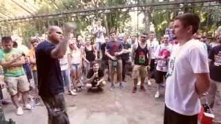 Rap Skillz - Rap Battle - Jantar VS VeB