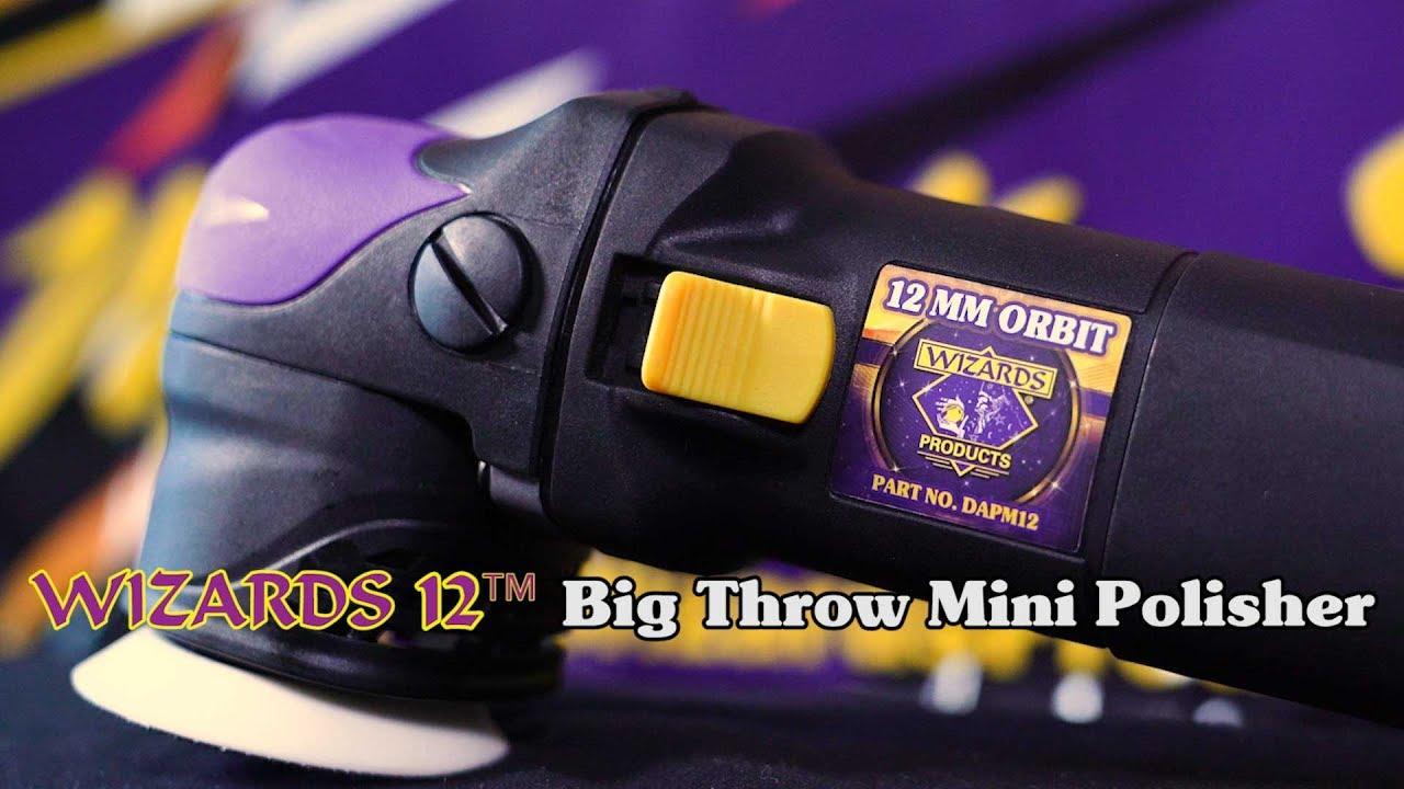 Wizards 21™ HD Big Throw Polisher