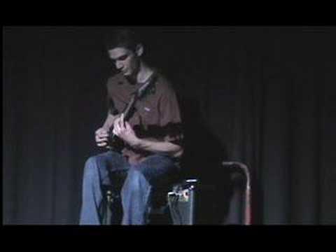 Steve Vai's Tender Surrender - Mario Alberto Saldana II