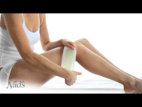 Nad's Body Wax Strips