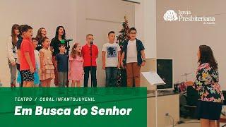 Cantata - Viva a história do meu salvador (Em busca do Senhor), Igreja Presbiteriana de Joinville