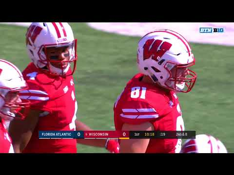 Florida Atlantic at Wisconsin Sep 9, 2017