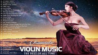 3 часа эмоциональных романтических песен о любви для скрипки