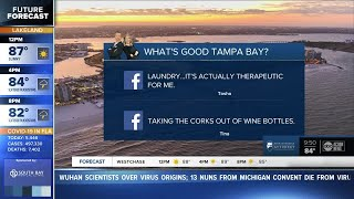 What's Good Tampa Bay? | What household chores do you actually enjoy? (9 am)