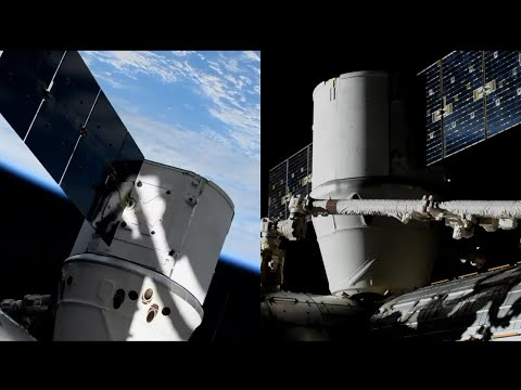 SpaceX CRS-19 Dragon