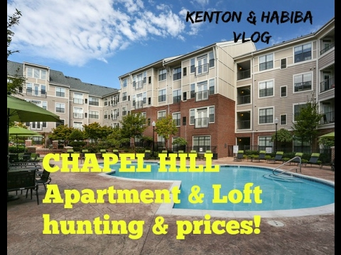 CHAPEL HILL  Apartment hunting with PRICES by Kenton & Habiba