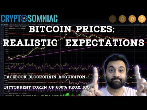 BITCOIN prices - A realistic view on Crypto 2019   Analysis with Sneh