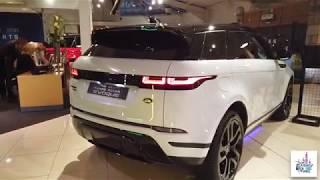 2019 Range Rover Evoque Launch Party