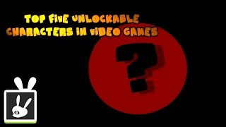 Top Five Unlockable Characters in Video Games