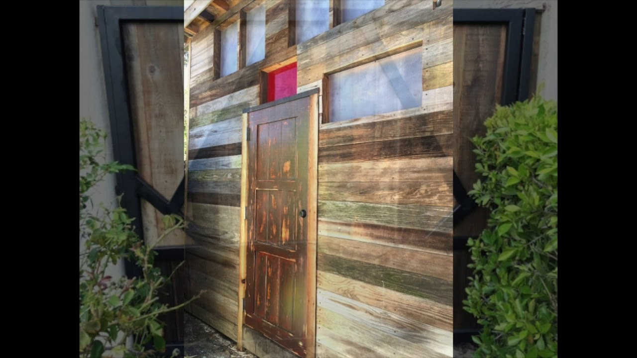 Culver City Reclaimed Wood