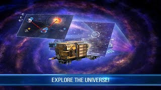 Stellar Age: MMO Strategy Android Gameplay screenshot 1