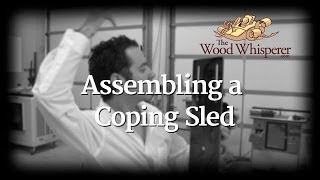 Twwmini - Assembling A Coping Sled