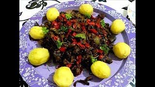 КУЧМАЧИ/Грузинская кухня/კუჭმაჭი/НАЦИОНАЛЬНОЕ блюдо/Kuchmachi