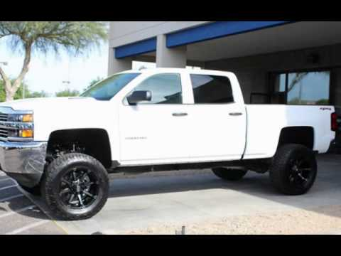 2015 Chevrolet Silverado 2500 Crew 4WD LT Diesel for sale ...