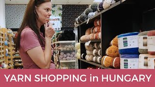 Join me as I explore Veszprém, yarn shopping and tasting some local cuisine at my favourite street food cabin! I also share some reasons as to why I chose ...