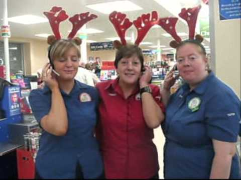 Tesco Sale - Behind The Scenes (what we really sound like)