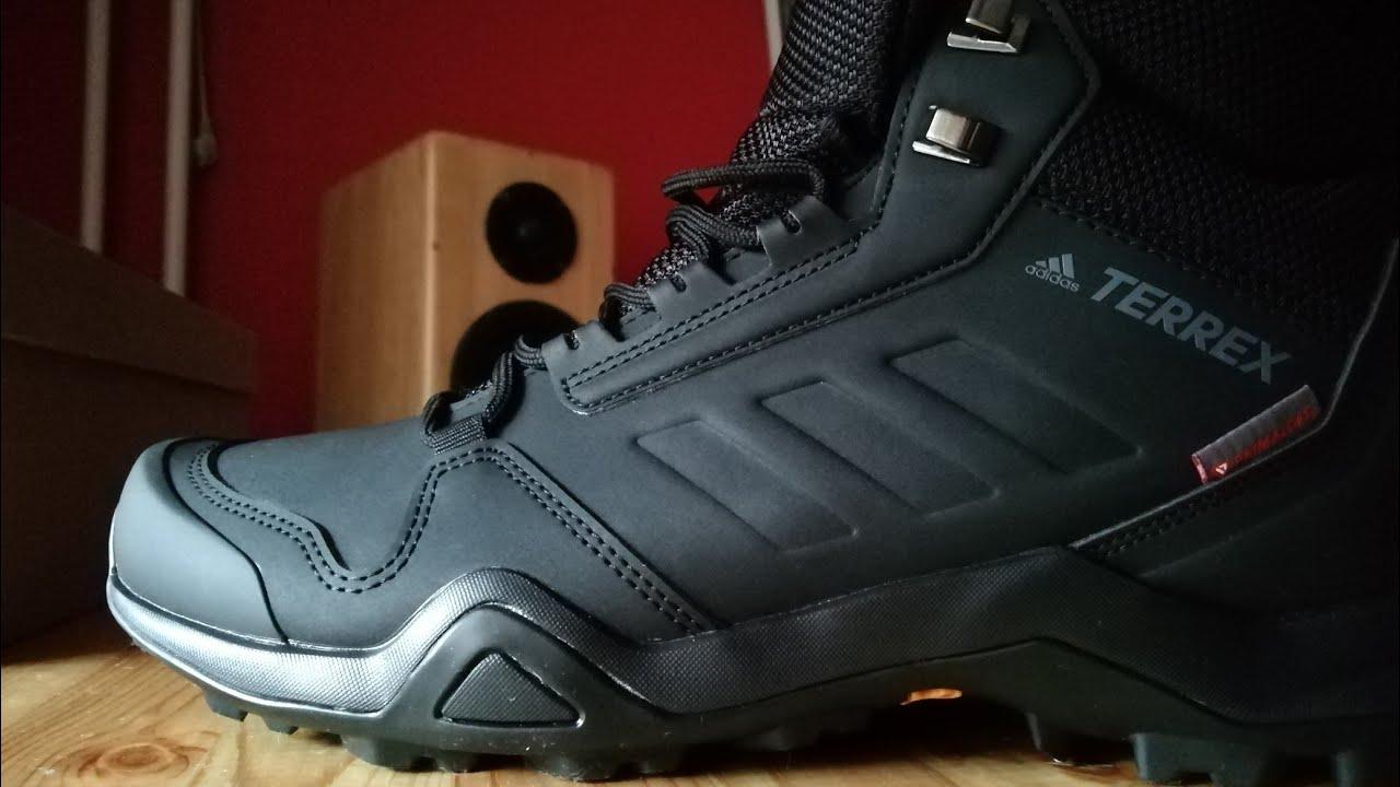 Scarpe adidas Terrex Ax3 Beta Mid Cw G26524 CblackCblack