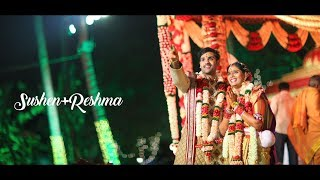 Sushen+Reshma (Wedding Trailer)