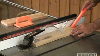 Woodworking Tips: Table Saw Safety Tips