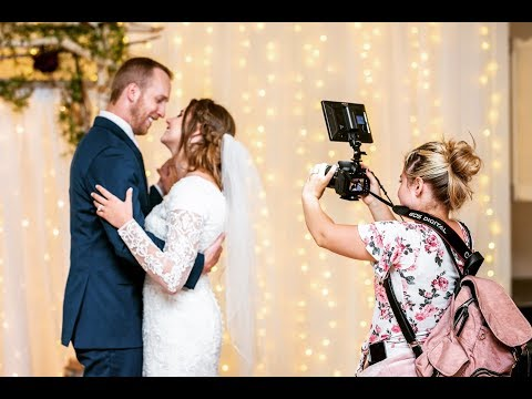 How To Film A Wedding. Videography Guide, For Beginners