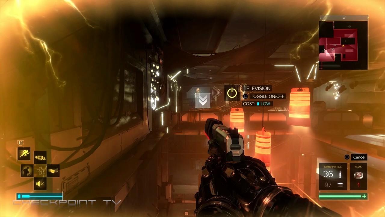 Deus Ex: Mankind Divided Gorgeous New Gameplay