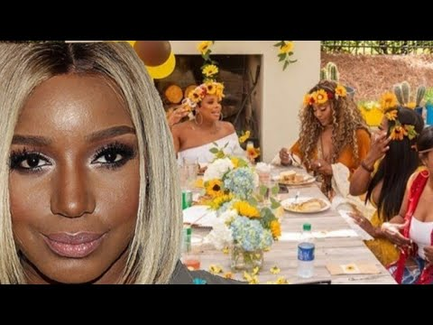 Nene Leakes and Kenya Moore Almost Got Into A Fight At Eva Marcille's Baby Shower