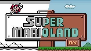 Super Mario Land DX (re-upload...)