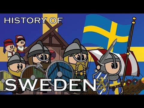 The Animated History of Sweden  Part 1